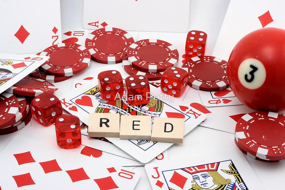 RED! by Adam Petty
