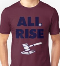 ALL RISE Aaron Judge NY Yankees Navy Print T-Shirt