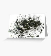 Playful Mist Greeting Card