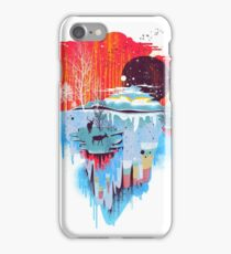 Middle of Nowhere iPhone Case/Skin