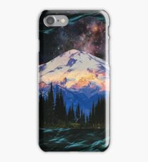 Blue Ridge Mountains iPhone Case/Skin