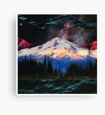 Blaue Ridge-Berge Leinwanddruck