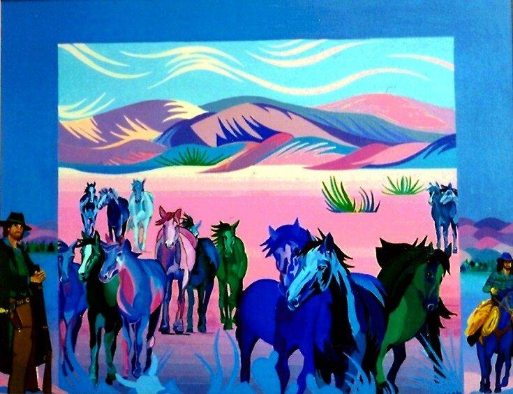 Old West by Jamie Winter-Schira