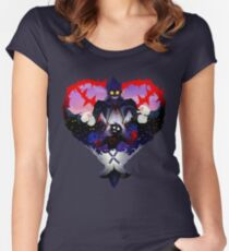 Ansem the Not-So Positive Influence Women's Fitted Scoop T-Shirt