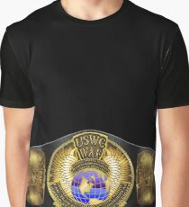 The Ultimate Championship Belt Graphic T-Shirt