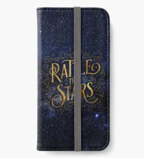 Rattle the Stars - Nacht iPhone Flip-Case/Hülle/Klebefolie