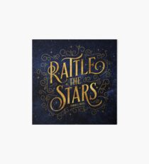 Rattle the Stars - Night Art Board
