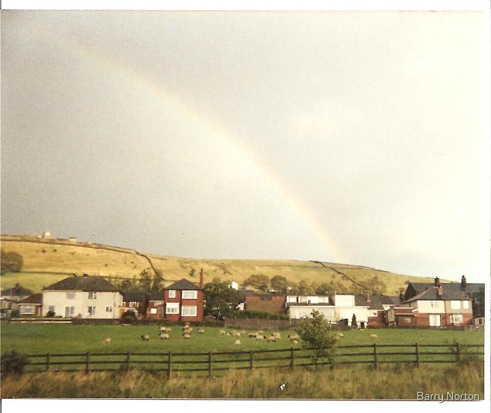 Rainbow by Barry Norton