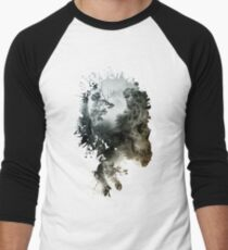 Skull - metamorphosis Men's Baseball ¾ T-Shirt