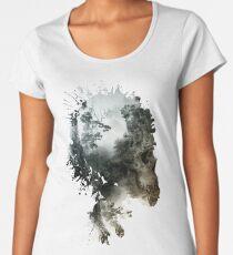 Skull - metamorphosis Women's Premium T-Shirt