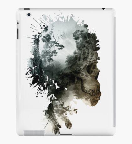 Skull - metamorphosis iPad Case/Skin