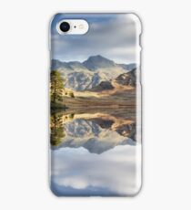 The Langdale Pikes Reflecting iPhone Case/Skin