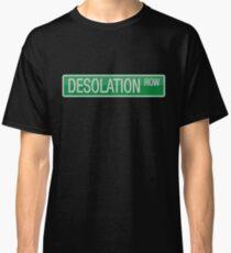 011 Desolation Row street sign Classic T-Shirt