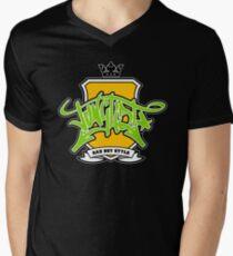 Junglist Men's V-Neck T-Shirt
