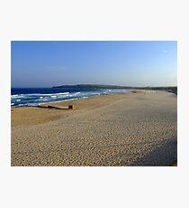 Maroubra Beach 004.JPG Photographic Print