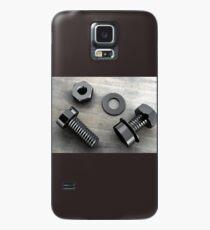 Metal bolts Case/Skin for Samsung Galaxy