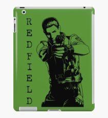 Chris Redfield Resident Evil Remake iPad Case/Skin