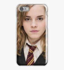 Emma Watson Hermione iPhone Case/Skin