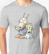 Rocko and Spunky Unisex T-Shirt