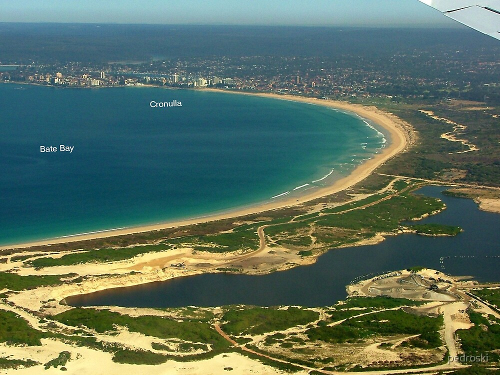 Bate Bay & Cronulla beach by pedroski