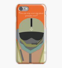 Jager Rainbow Six Seige  iPhone Case/Skin