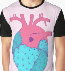 Cactus Heart Graphic T-Shirt