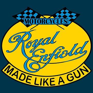 Royal Enfield by gasgasna