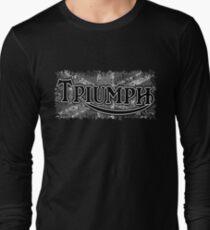 Triumph Autonautcom Long Sleeve T-Shirt