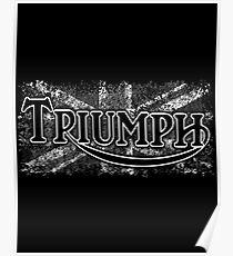 Triumph Autonautcom Poster