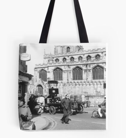 All Saints Stamford c. 1972 Tote Bag