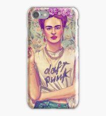 Frida by daft iPhone Case/Skin