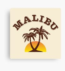 The Malibu Rum Canvas Print