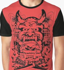 Japanese demon Graphic T-Shirt