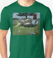 Flying Fish,Sculpture Bermagui,Australia 2017 Unisex T-Shirt