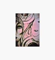 art deco neon Jacqueline Mcculloch Art Board