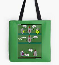 Evacuate Tote Bag