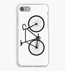 Fixie bicycle  iPhone Case/Skin