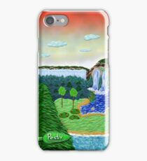 Paradise Jungle - Cover iPhone Case/Skin
