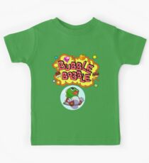 Bubble Bobblin Kids Tee