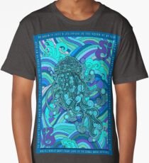 SCI - String Cheese Incident - Psychedelic Jellyfish Jelly Fish Ocean of My Brain To Much Tequila Long T-Shirt