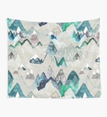 Call of the Mountains Wall Tapestry
