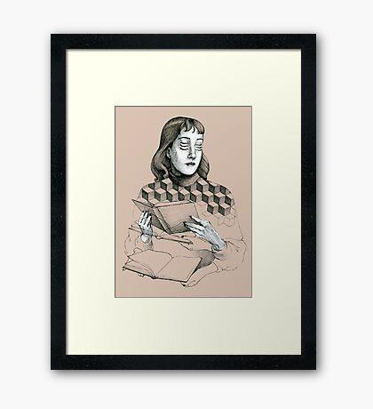 Imaginationland Framed Print