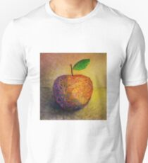 Origami Apple - Oil on Canvas - 300 dpi, 7000 x 7000 px Unisex T-Shirt