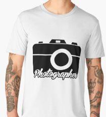 Photographer Men's Premium T-Shirt