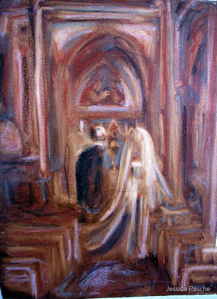 Church Wedding by Jessica Pasche