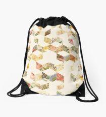 Keziah - Flowers Drawstring Bag