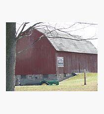 Heritage Farmstead Photographic Print