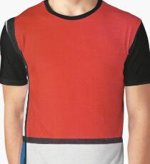 Piet Mondrian Graphic T-Shirt