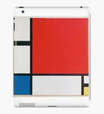 Piet Mondrian iPad Case/Skin
