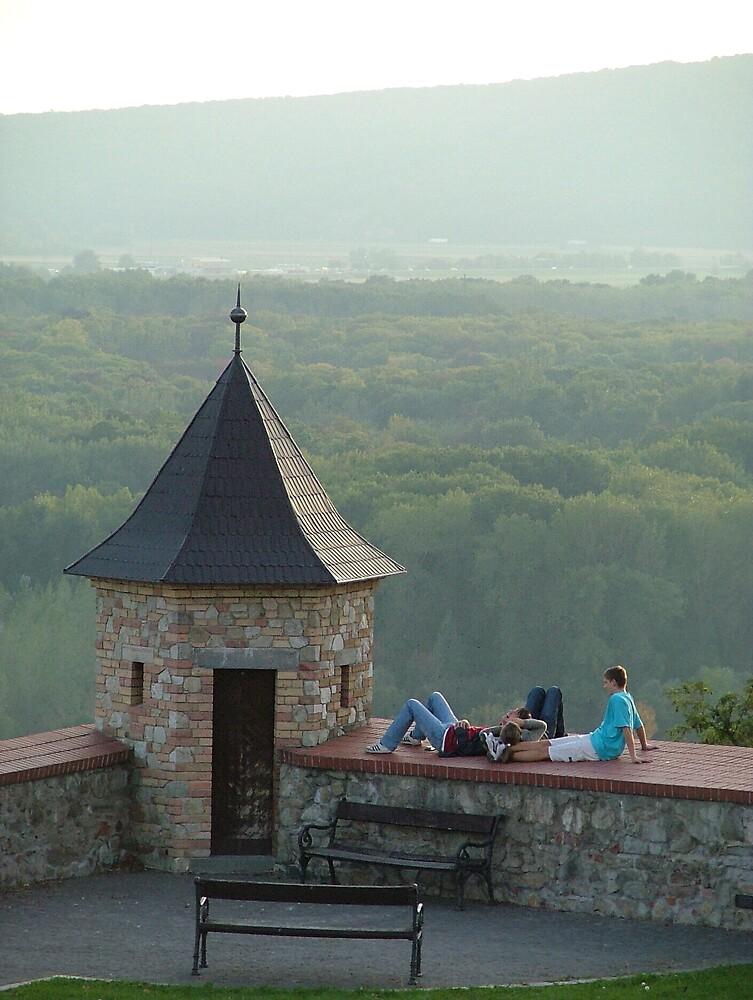 Slovakia, Bratislava by Clare Blackman
